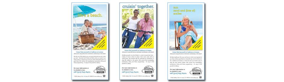 Cadbury at Lewes Ad Campaign
