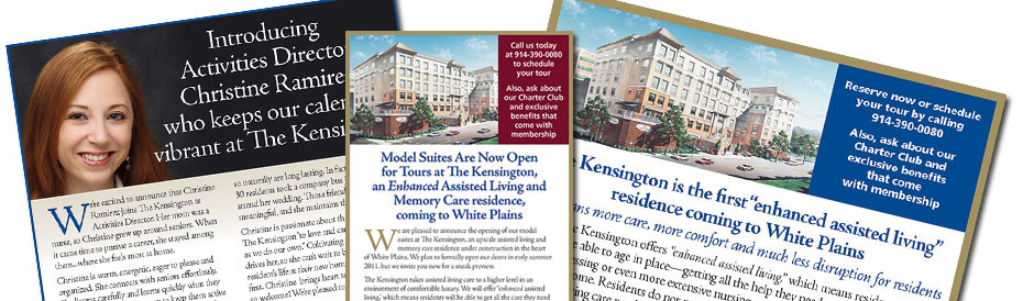 Kensington Media Campaign