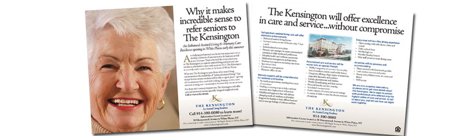 The Kensington Info Sheet